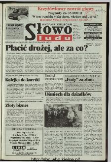 Słowo Ludu 1997, XLVI, nr 18 (kieleckie W4)