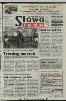 Słowo Ludu 1997, XLVI, nr 19 (kieleckie W1)