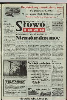 Słowo Ludu 1997, XLVI, nr 22 (kieleckie W4)