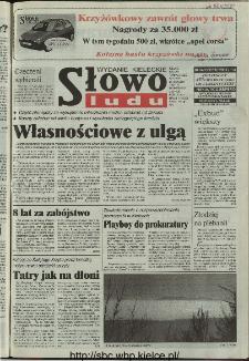 Słowo Ludu 1997, XLVI, nr 23 (kieleckie W1)