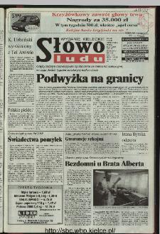Słowo Ludu 1997, XLVI, nr 24 (kieleckie W1)