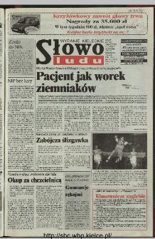 Słowo Ludu 1997, XLVI, nr 25 (kieleckie W4)