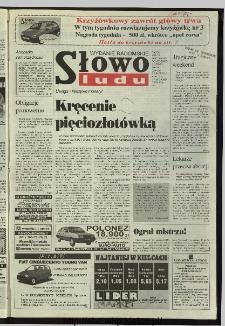 Słowo Ludu 1997, XLVI, nr 28 (radomskie)