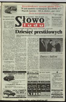Słowo Ludu 1997, XLVI, nr 28 (kieleckie W3)