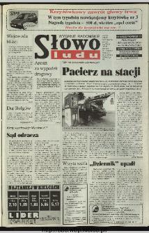 Słowo Ludu 1997, XLVI, nr 30 (radomskie)