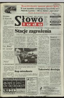 Słowo Ludu 1997, XLVI, nr 30 (kieleckie W3)
