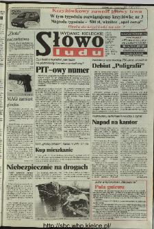 Słowo Ludu 1997, XLVI, nr 31 (kieleckie W1)