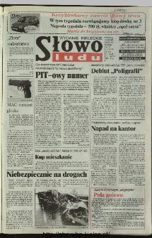 Słowo Ludu 1997, XLVI, nr 31 (kieleckie W3)