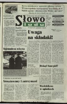 Słowo Ludu 1997, XLVI, nr 33 (radomskie)