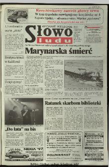 Słowo Ludu 1997, XLVIII, nr 34 (kieleckie W1)