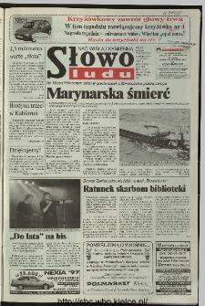 Słowo Ludu 1997, XLVIII, nr 34 (Nad Wisłą i Kamienną)