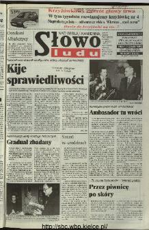 Słowo Ludu 1997, XLVIII, nr 35 (Nad Wisłą i Kamienną)