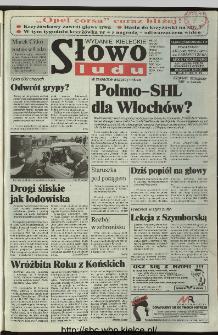 Słowo Ludu 1997, XLVIII, nr 36 (kieleckie W1)