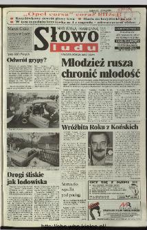 Słowo Ludu 1997, XLVIII, nr 36 (Nad Wisłą i Kamienną)