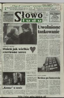 Słowo Ludu 1997, XLVIII, nr 39 (kieleckie W1)
