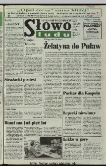 Słowo Ludu 1997, XLVIII, nr 39 (radomskie)