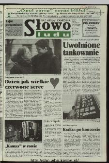 Słowo Ludu 1997, XLVIII, nr 39 (Nad Wisłą i Kamienną)