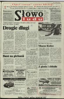 Słowo Ludu 1997, XLVIII, nr 40 (kieleckie W1)