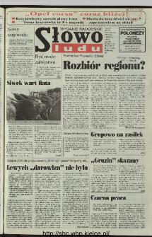 Słowo Ludu 1997, XLVIII, nr 41 (radomskie)