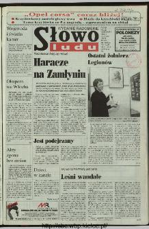 Słowo Ludu 1997, XLVIII, nr 42 (radomskie)