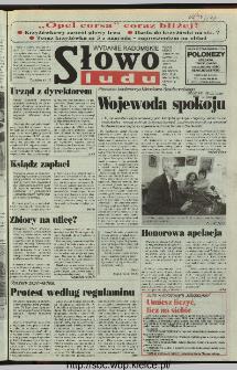 Słowo Ludu 1997, XLVIII, nr 43 (radomskie)
