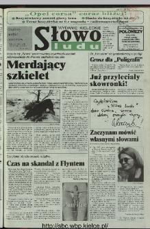 Słowo Ludu 1997, XLVIII, nr 45 (kieleckie W1)