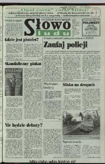 Słowo Ludu 1997, XLVIII, nr 45 (radomskie)