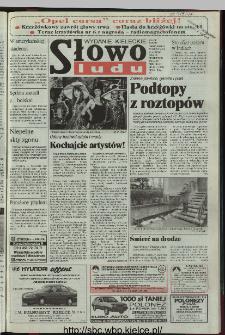 Słowo Ludu 1997, XLVIII, nr 46 (kieleckie W1)