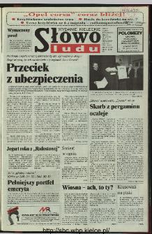 Słowo Ludu 1997, XLVIII, nr 48 (kieleckie W1)