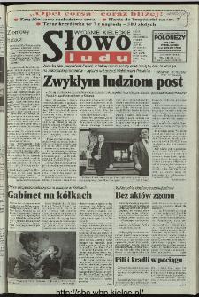 Słowo Ludu 1997, XLVIII, nr 53 (kieleckie W1)