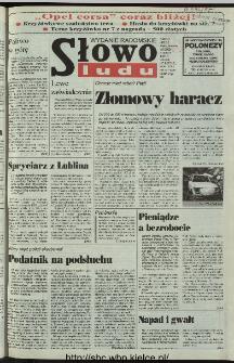 Słowo Ludu 1997, XLVIII, nr 53 (radomskie)