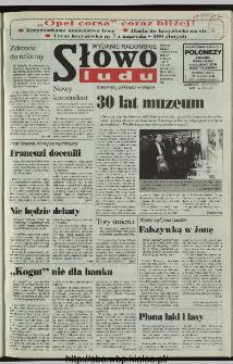 Słowo Ludu 1997, XLVIII, nr 54 (radomskie)