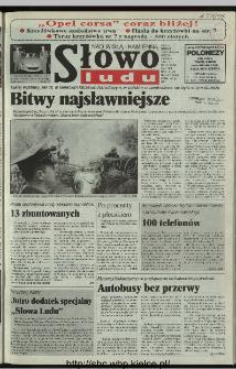 Słowo Ludu 1997, XLVIII, nr 54 (Nad Wisłą i Kamienną)