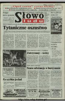 Słowo Ludu 1997, XLVIII, nr 58 (Nad Wisłą i Kamienną)