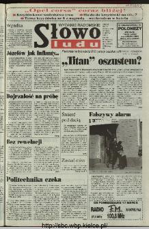 Słowo Ludu 1997, XLVIII, nr 59 (radomskie)