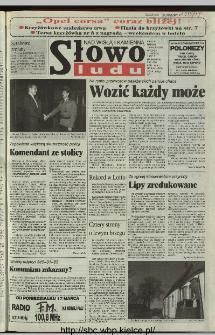 Słowo Ludu 1997, XLVIII, nr 59 (Nad Wisłą i Kamienną)
