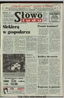 Słowo Ludu 1997, XLVIII, nr 60 (radomskie)