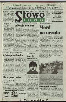 Słowo Ludu 1997, XLVIII, nr 63 (radomskie)