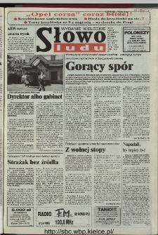 Słowo Ludu 1997, XLVIII, nr 65 (kieleckie W1)