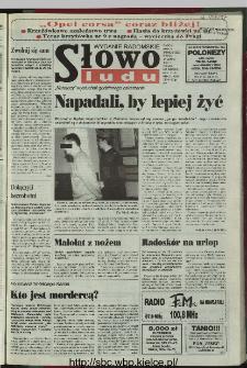 Słowo Ludu 1997, XLVIII, nr 65 (radomskie)