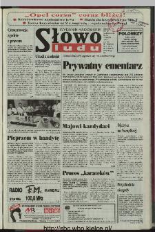 Słowo Ludu 1997, XLVIII, nr 66 (radomskie)