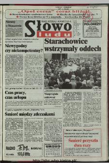 Słowo Ludu 1997, XLVIII, nr 67 (Nad Wisłą i Kamienną)