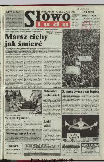 Słowo Ludu 1997, XLVIII, nr 70 (kieleckie W1)