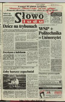 Słowo Ludu 1997, XLVIII, nr 72 (Nad Wisłą i Kamienną)