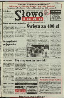 Słowo Ludu 1997, XLVIII, nr 73 (radomskie)