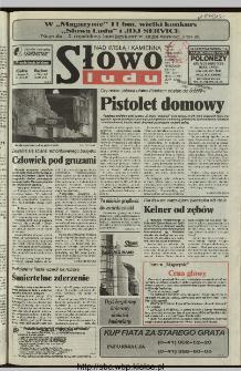 Słowo Ludu 1997, XLVIII, nr 83 (Nad Wisłą i Kamienną)