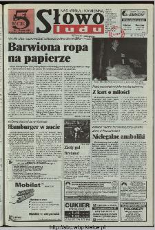 Słowo Ludu 1997, XLVIII, nr 86 (Nad Wisłą i Kamienną)
