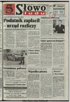 Słowo Ludu 1997, XLVIII, nr 87 (Nad Wisłą i Kamienną)