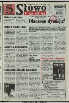 Słowo Ludu 1997, XLVIII, nr 89 (radomskie)