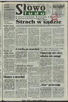 Słowo Ludu 1997, XLVIII, nr 91 (Nad Wisłą i Kamienną)